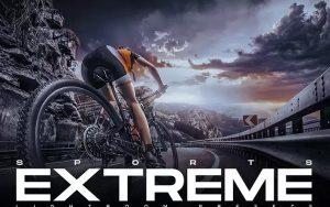 10 پریست لایت روم دسکتاپ تم ورزشی Extreme Sports Lightroom Presets