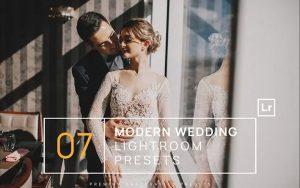 ۱۴ پریست مدرن لایت روم عروسی Modern Wedding Lightroom Presets + Mobile