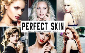 34 پریست لایتروم پرتره و کمرا راو و اکشن فتوشاپ Perfect Skin Lightroom Presets