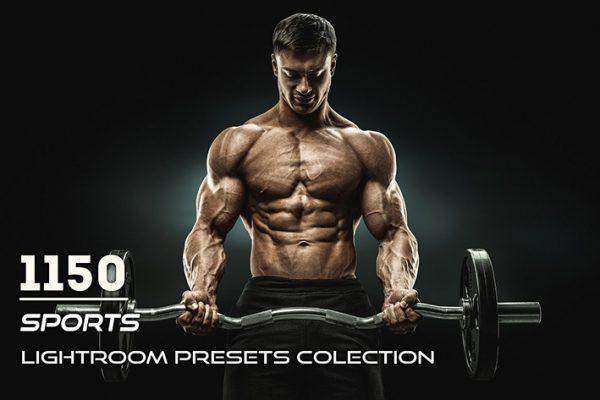 1150 پریست اصلاح رنگ ورزشی لایت روم Sports Lightroom Presets