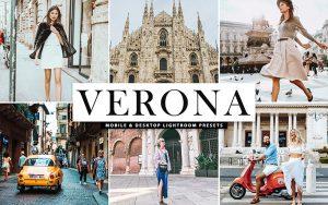 34 پریست لایت روم و Camera Raw و اکشن کمرا فتوشاپ ورونا ایتالیا Verona Lightroom Presets