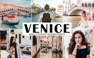 34 پریست لایت روم و Camera Raw و اکشن کمرا فتوشاپ ونیز ایتالیا Venice Lightroom Presets