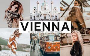 34 پریست لایت روم و Camera Raw و اکشن کمرا فتوشاپ وین پایتخت اتریش Vienna Lightroom Presets