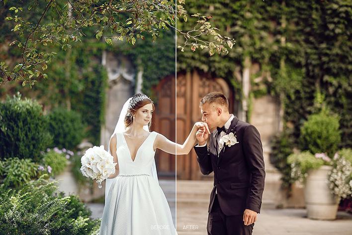 101 پریست لایت روم آتلیه عروس و پریست کمراراو Wedding Lightroom ACR Presets
