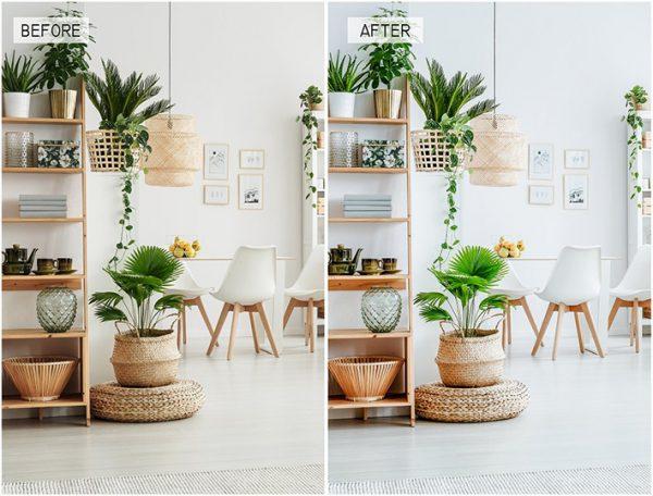 24 پریست لایت روم تم روشن Bright and Clean Lightroom Presets