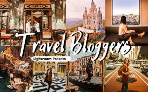 140 پریست لایت روم حرفه ای مسافرت Travel Bloggers Lightroom Presets