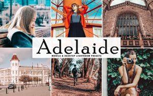 34 پریست لایتروم و Camera Raw و اکشن کمرا راو فتوشاپ آدلاید استرالیا Adelaide Lightroom Presets