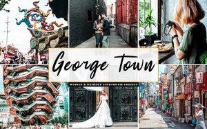 34 پریست لایتروم و Camera Raw و اکشن کمرا راو فتوشاپ تم جورج تاون George Town Lightroom Presets