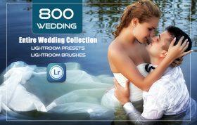 800 پریست لایت روم آتلیه عروس و براش لایت روم Entire Wedding Collection