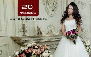 10 پریست لایت روم حرفه ای عکس عروس Wedding Lightroom Presets