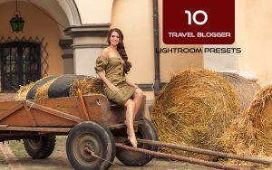 10 پریست لایت روم حرفه ای مسافرت Travel Blogger Lightroom Presets