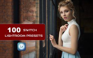 100 پریست لایت روم حرفه ای تنظیم رنگ Switch Lightroom Presets