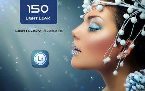 150 پریست لایت روم افکت شعاع نورانی Light Leak Lightroom Presets