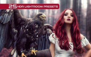 25 پریست لایت روم HDR حرفه ای HDR Lightroom Presets