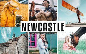34 پریست لایت روم و Camera Raw و اکشن کمرا راو فتوشاپ نیوکاسل Newcastle Lightroom Presets