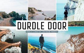 34 پریست لایت روم و Camera Raw و اکشن کمرا راو فتوشاپ Durdle Door Lightroom Presets
