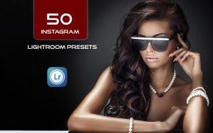 50 پریست لایت روم حرفه ای عکس اینستاگرام Instagram Filters Lightroom Presets