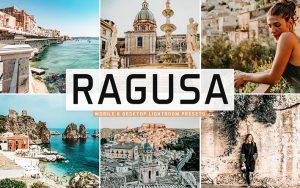 34 پریست لایت روم و Camera Raw و اکشن کمرا راو فتوشاپ راگوسا Ragusa Lightroom Presets