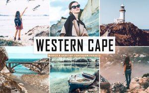 34 پریست لایت روم و Camera Raw و اکشن کمرا راو فتوشاپ Western Cape Lightroom Presets