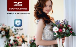 35 پریست لایت روم عروسی Beautiful Brides Workflow Lightroom Presets Vol.2