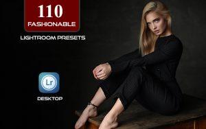 110 پریست لایت روم فوق حرفه ای عکس فشن Fashionable Lightroom Presets
