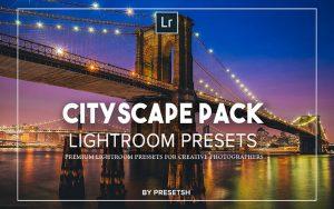 50 پریست لایت روم شهری و پریست کمرا راو فتوشاپ Pro Cityscape Lightroom Presets