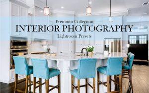 60 پریست لایت روم دکوراسیون داخلی و براش لایت روم Interior Photography Lightroom Presets