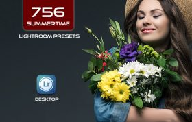 756 پریست لایت روم 2021 جدید فصل تابستان Summertime Lightroom Presets