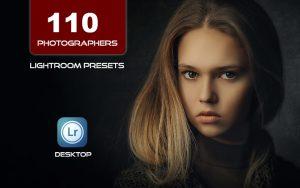 110 پریست لایت روم ویژه عکاسان Photographers Lightroom Presets