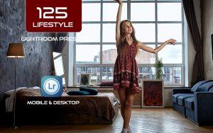 125 پریست لایت روم حرفه ای سبک زندگی Lifestyle Lightroom Presets