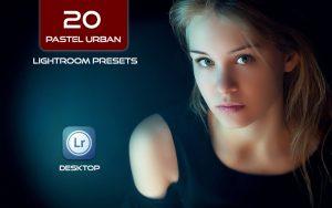 20 پریست لایت روم رنگی تم عکس شهری Pastel Urban Lightroom Preset