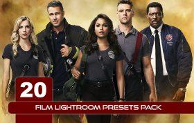 20 پریست لایت روم سینمایی 2021 حرفه ای Film lightroom Presets Pack
