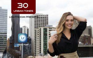 30 پریست لایت روم و پریست کمرا راو Urban tones Lightroom Presets