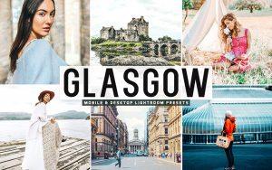 40 پریست لایت روم و Camera Raw و اکشن کمرا راو فتوشاپ بندر گلاسکو اسکاتلند Glasgow Lightroom Presets