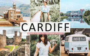 40 پریست لایت روم و Camera Raw و اکشن کمرا راو فتوشاپ Cardiff Lightroom Presets