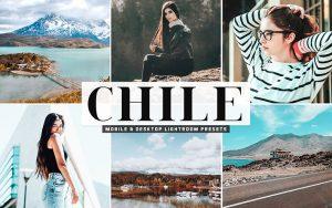 40 پریست لایت روم و Camera Raw و اکشن کمرا راو فتوشاپ Chile Lightroom Presets