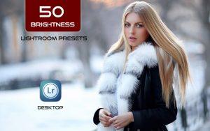 50 پریست لایت روم حرفه ای تم روشن Brightness Lightromm Presets
