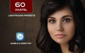 63 پریست لایت روم 2021 پرتره سینمایی Pastel Lightroom Presets