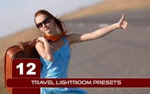 12 پریست لایت روم حرفه ای مسافرت و سفر Travel Lightroom Presets