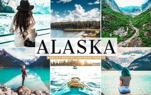 40 پریست لایت روم و کمرا راو و اکشن کمرا راو فتوشاپ تم آلاسکا Alaska Lightroom Presets