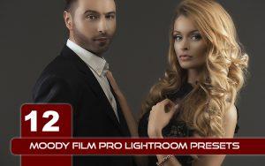 12 پریست لایت روم سینمایی 2021 حرفه ای Moody Film Pro Lightroom Presets