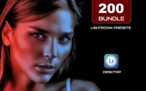 200 پریست لایت روم 2021 ویژه عکاسان حرفه ای Lightroom Presets Bundle