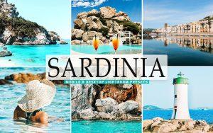 40 پریست لایت روم و کمرا راو و اکشن کمرا راو فتوشاپ تم جزیره ساردنی ایتالیا Sardinia Lightroom Presets