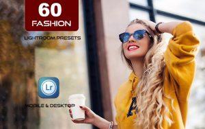 60 پریست لایت روم فشن و پریست کمرا راو فتوشاپ Fashion Lightroom Presets Vol. 3